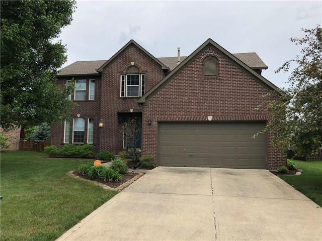 1726 Woodstock Drive, Brownsburg, IN 46112 (MLS #21573669) :: The Indy Property Source