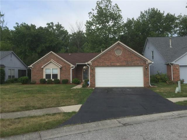 5700 W Crystal Bay West Drive, Plainfield, IN 46168 (MLS #21573671) :: The Indy Property Source