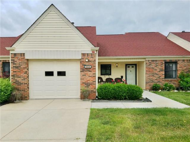 6308 Brush Run, Indianapolis, IN 46268 (MLS #21573678) :: The Evelo Team