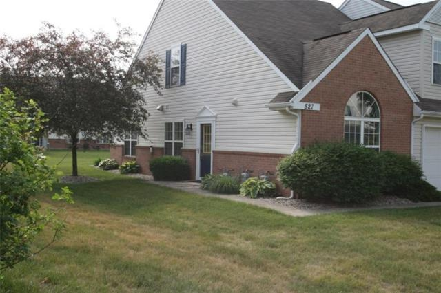 527 Carroll Drive, Westfield, IN 46074 (MLS #21573683) :: Indy Scene Real Estate Team