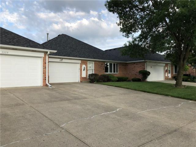 1287 Holiday Lane W, Brownsburg, IN 46112 (MLS #21573782) :: Indy Scene Real Estate Team