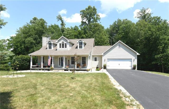 1605 N Christopher Lane, Martinsville, IN 46151 (MLS #21573803) :: The Indy Property Source