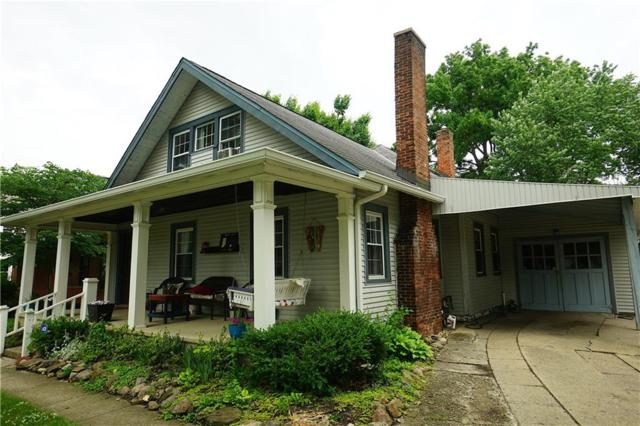 244 E King Street, Franklin, IN 46131 (MLS #21573825) :: The Indy Property Source