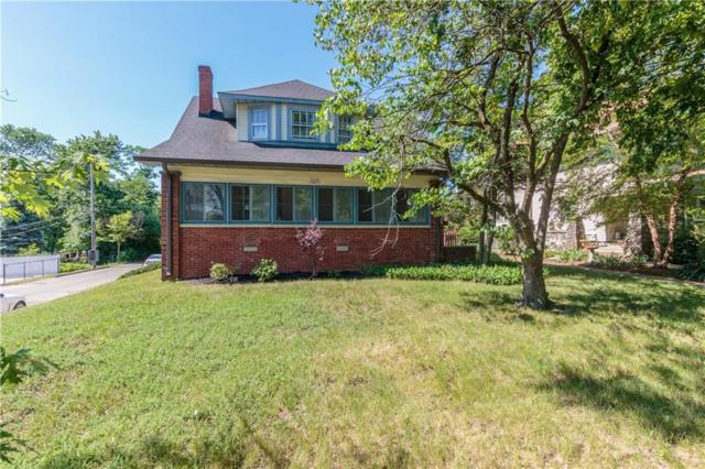 4751 E Washington Street, Indianapolis, IN 46201 (MLS #21573841) :: Indy Scene Real Estate Team