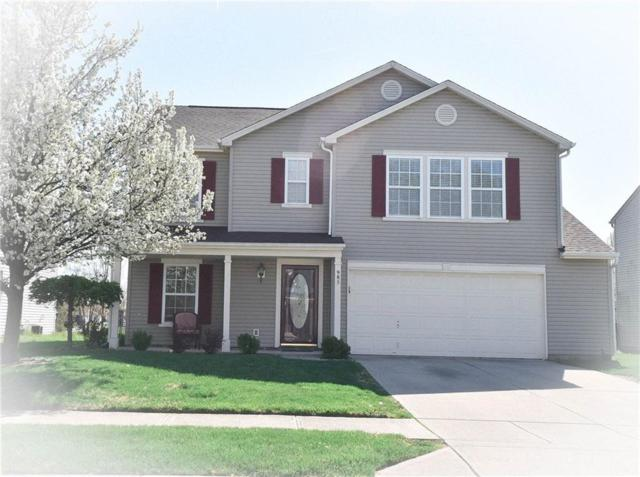 985 Peppermint Court, Greenfield, IN 46140 (MLS #21573854) :: Indy Scene Real Estate Team