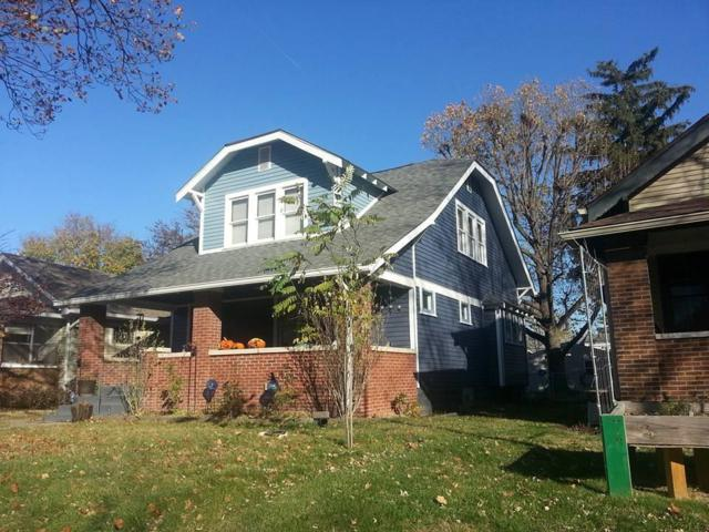 745 N Bancroft Street, Indianapolis, IN 46201 (MLS #21573910) :: Indy Scene Real Estate Team