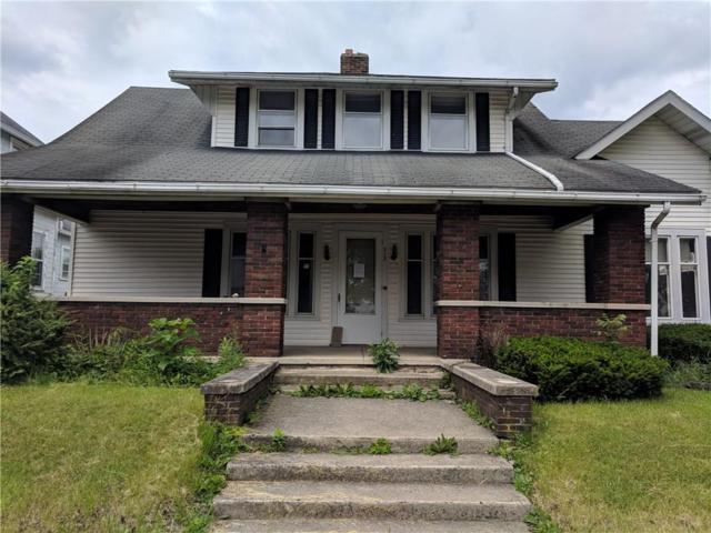 313 N Hartford Street, Eaton, IN 47338 (MLS #21573925) :: The ORR Home Selling Team