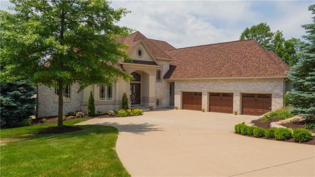 10046 N Hampton Cove Lane, Indianapolis, IN 46236 (MLS #21573942) :: Mike Price Realty Team - RE/MAX Centerstone