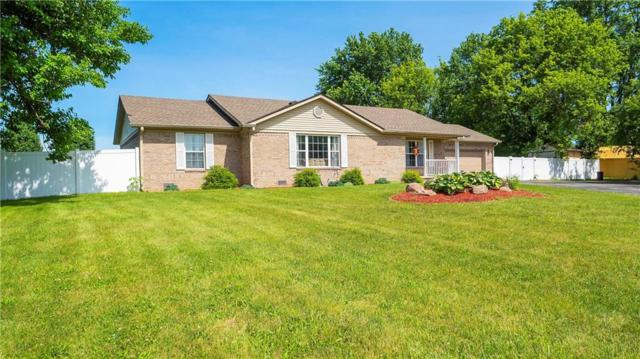 4981 N 500 West, Bargersville, IN 46106 (MLS #21573958) :: The Evelo Team