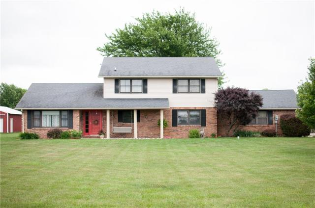 1626 S 475 E, Anderson, IN 46017 (MLS #21573976) :: The ORR Home Selling Team