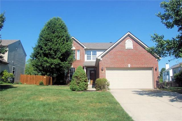 14478 Harrison Parkway, Fishers, IN 46038 (MLS #21574011) :: The Indy Property Source