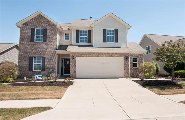 16923 Southall Drive, Westfield, IN 46074 (MLS #21574038) :: The Indy Property Source