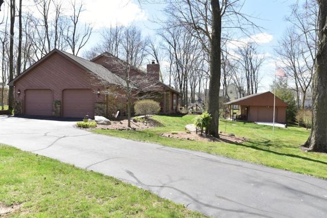 4907 S Park Road, Kokomo, IN 46902 (MLS #21574041) :: The ORR Home Selling Team