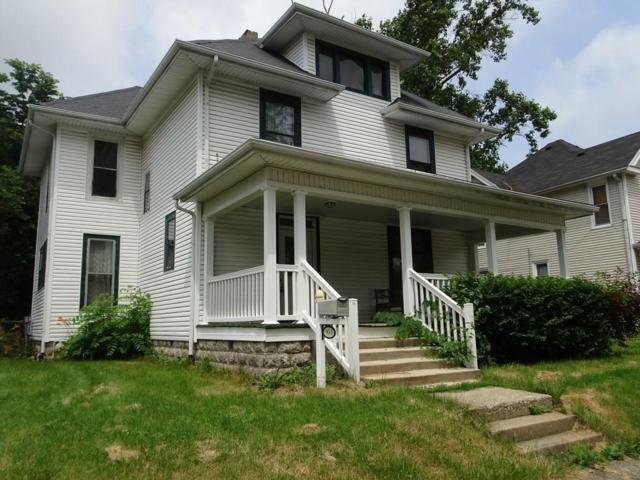 913 S Main Street, New Castle, IN 47362 (MLS #21574054) :: Indy Scene Real Estate Team