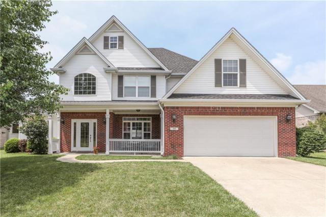 70 Decourcy Lane, Franklin, IN 46131 (MLS #21574055) :: The Indy Property Source