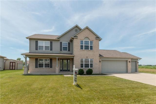 1033 Supernova Drive, Franklin, IN 46131 (MLS #21574059) :: The Indy Property Source