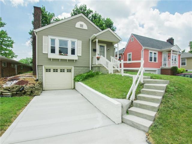 1413 Main Street, Beech Grove, IN 46107 (MLS #21574080) :: Indy Scene Real Estate Team