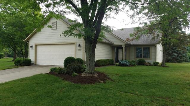 8053 River Bay Drive W, Indianapolis, IN 46240 (MLS #21574088) :: The Evelo Team