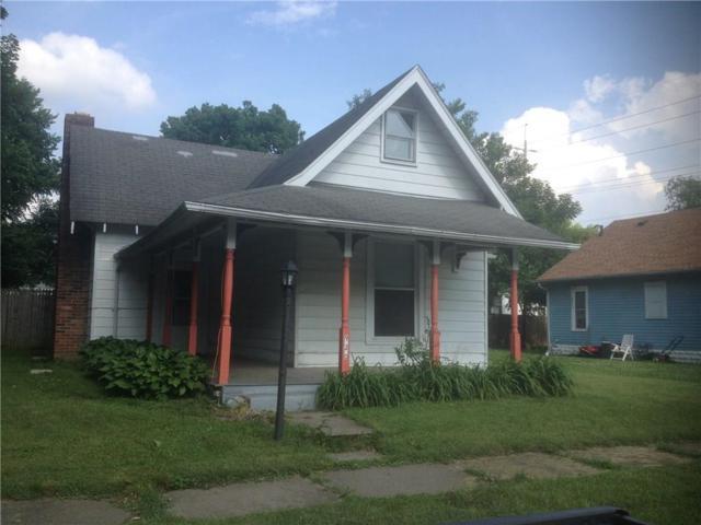 920 Walnut Street, Anderson, IN 46012 (MLS #21574095) :: The ORR Home Selling Team