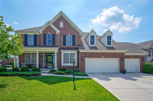 12513 Spire View Drive, Fishers, IN 46037 (MLS #21574166) :: The Indy Property Source