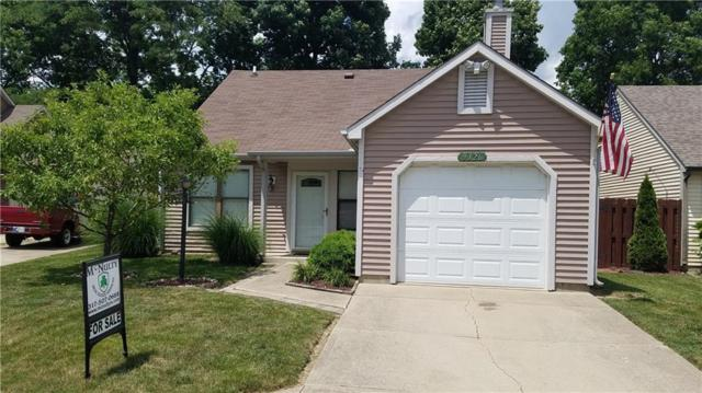 9326 Steeplechase Drive, Indianapolis, IN 46250 (MLS #21574176) :: The Evelo Team