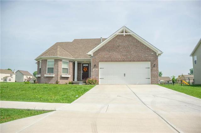 4366 W Havens Drive, New Palestine, IN 46163 (MLS #21574229) :: The Indy Property Source