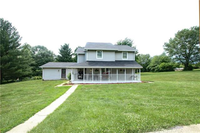 7766 N Taylor Trail, Mooresville, IN 46158 (MLS #21574230) :: The Indy Property Source