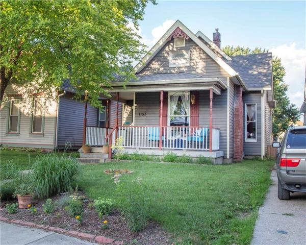 1153 Spruce Street, Indianapolis, IN 46203 (MLS #21574234) :: FC Tucker Company