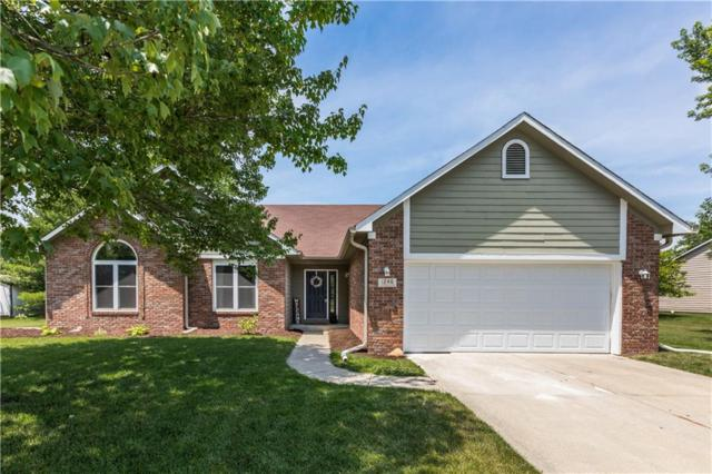1246 Springfield Drive, Avon, IN 46123 (MLS #21574239) :: The Evelo Team