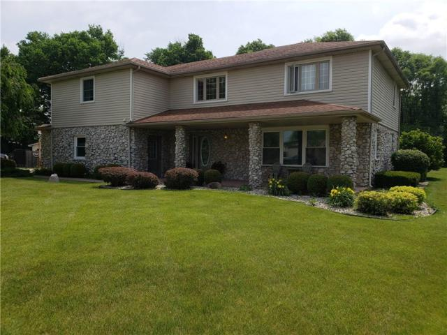 1940 Donna Drive, Anderson, IN 46017 (MLS #21574312) :: The Evelo Team