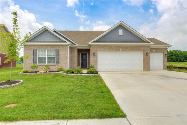 3270 S Ansley Drive, New Palestine, IN 46163 (MLS #21574334) :: The Indy Property Source