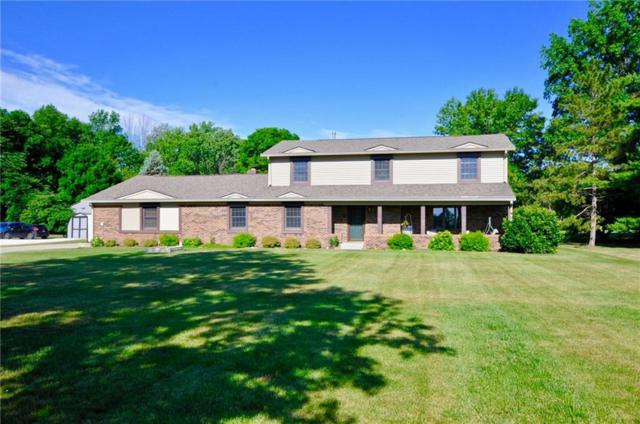 3972 S 700  W, New Palestine, IN 46163 (MLS #21574344) :: The Indy Property Source