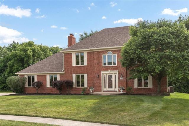 7659 Buttercup Court, Avon, IN 46123 (MLS #21574346) :: Indy Plus Realty Group- Keller Williams