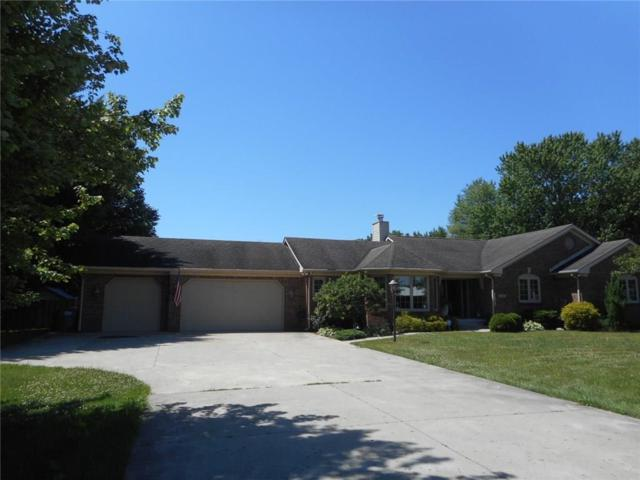 2805 W 38th Street, Anderson, IN 46011 (MLS #21574382) :: The Evelo Team