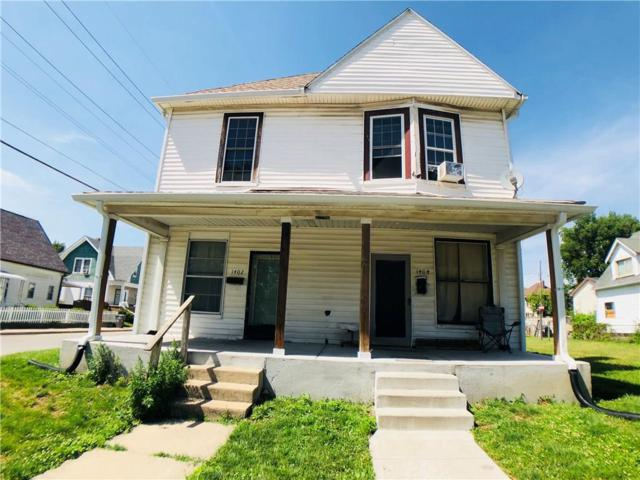 1402 E Marlowe Avenue, Indianapolis, IN 46201 (MLS #21574393) :: Richwine Elite Group