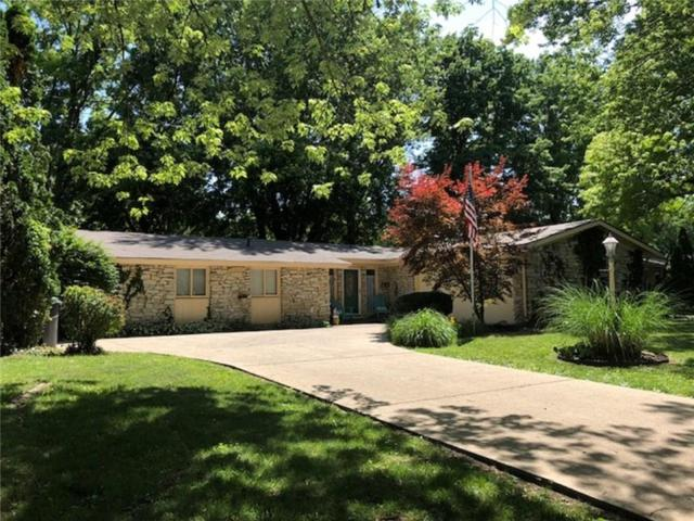 3209 Wayside Ln, Anderson, IN 46011 (MLS #21574396) :: The Evelo Team