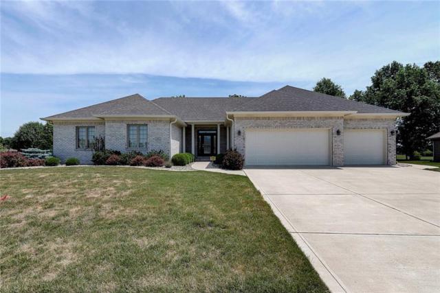 791 Pin Oak Drive, Plainfield, IN 46168 (MLS #21574417) :: Indy Plus Realty Group- Keller Williams