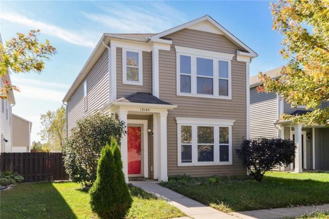 12145 Maize Drive, Noblesville, IN 46060 (MLS #21574452) :: The Indy Property Source