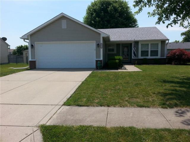 4014 Magnolia Drive, Franklin, IN 46131 (MLS #21574457) :: The Indy Property Source