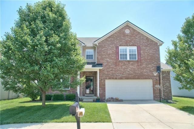 5647 W Woodview Trail, Mccordsville, IN 46055 (MLS #21574458) :: The Evelo Team