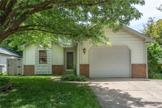 9241 Warwick Road, Indianapolis, IN 46240 (MLS #21574463) :: Indy Scene Real Estate Team