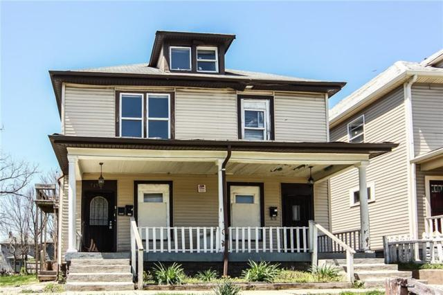 3150 Central Avenue, Indianapolis, IN 46205 (MLS #21574470) :: Mike Price Realty Team - RE/MAX Centerstone