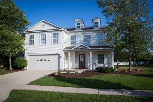 12703 Courage Crossing, Fishers, IN 46037 (MLS #21574478) :: Mike Price Realty Team - RE/MAX Centerstone