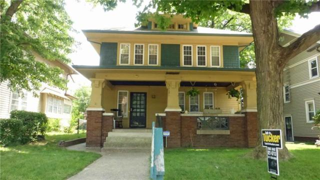 3117 N Delaware Street, Indianapolis, IN 46205 (MLS #21574528) :: Indy Scene Real Estate Team