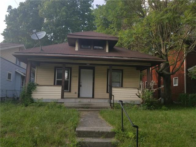 1226 Congress Avenue, Indianapolis, IN 46208 (MLS #21574534) :: The Indy Property Source