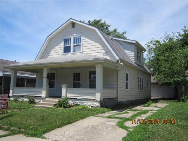 1428 W 3RD Street, Anderson, IN 46016 (MLS #21574538) :: The Evelo Team