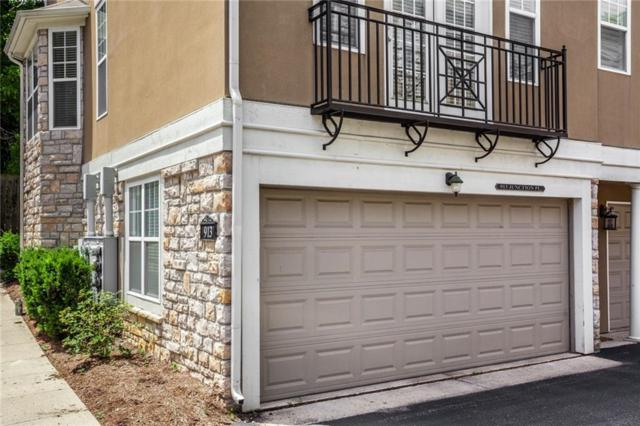 913 Junction Place #913, Indianapolis, IN 46220 (MLS #21574566) :: The ORR Home Selling Team