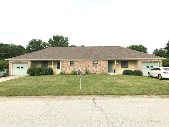 1207 - 1209 Hacienda Drive, Avon, IN 46123 (MLS #21574601) :: The Indy Property Source