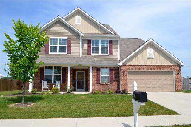 6589 Kara Lane, Brownsburg, IN 46112 (MLS #21574614) :: The Evelo Team