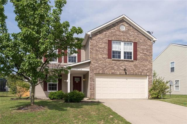 8746 Blooming Grove Drive, Camby, IN 46113 (MLS #21574645) :: The Indy Property Source